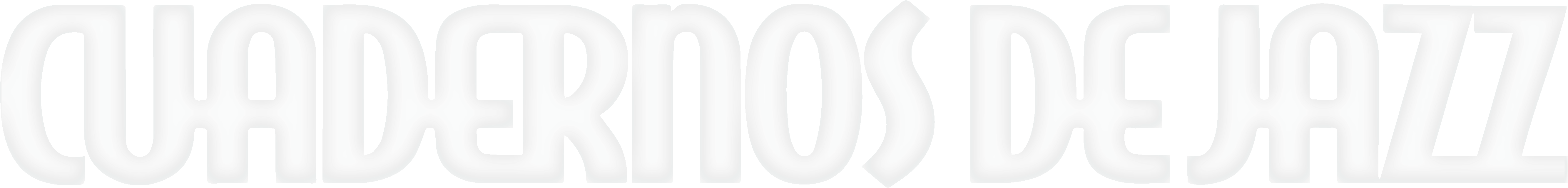 Logotipo Cuadernos de Jazz